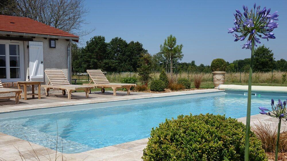 location de charme avec piscine, chateaux de Blois, Cheverny, Chambord, Amboise, Chaumont